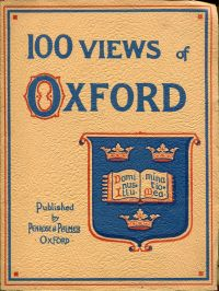 100 views of Oxford. (Umschlag)